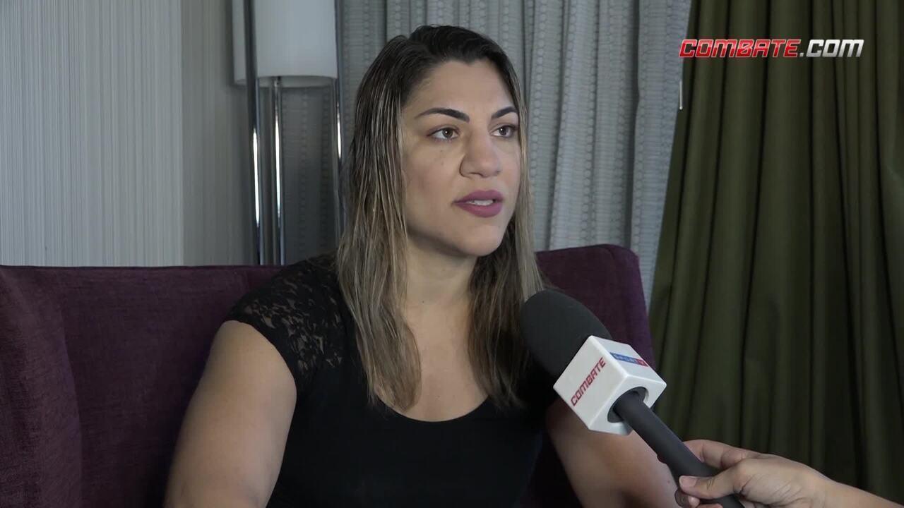Bethe Correia explica cancelamento de luta no UFC 227