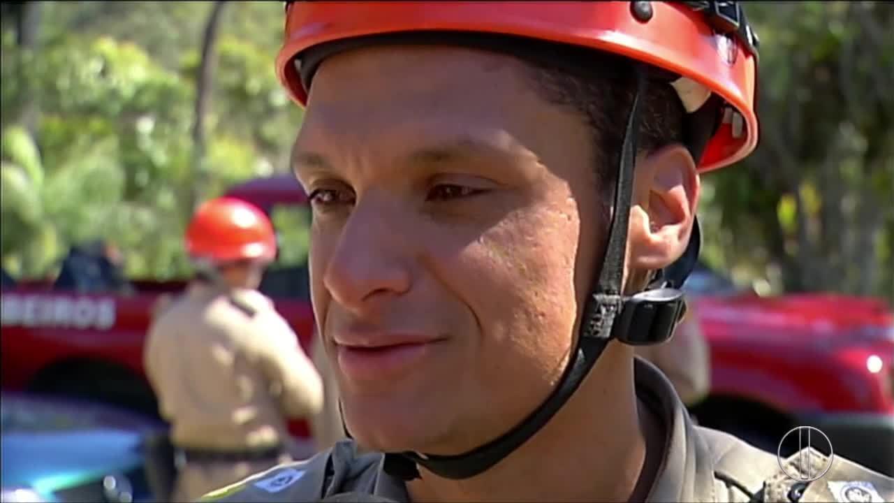 Tenente-coronel se emociona ao falar do resgate de jovem francês perdido na Serra dos Órgãos, RJ
