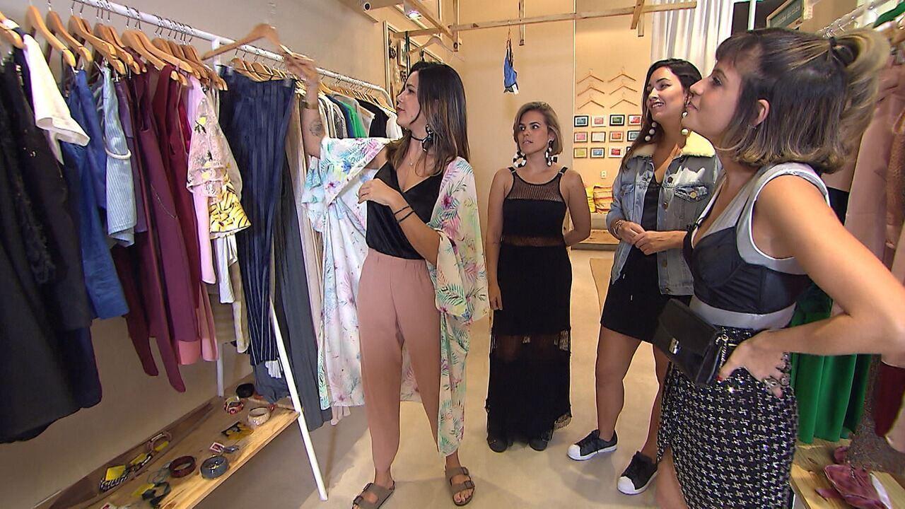 'Expresso' conhece iniciativa que promove o consumo consciente de roupas