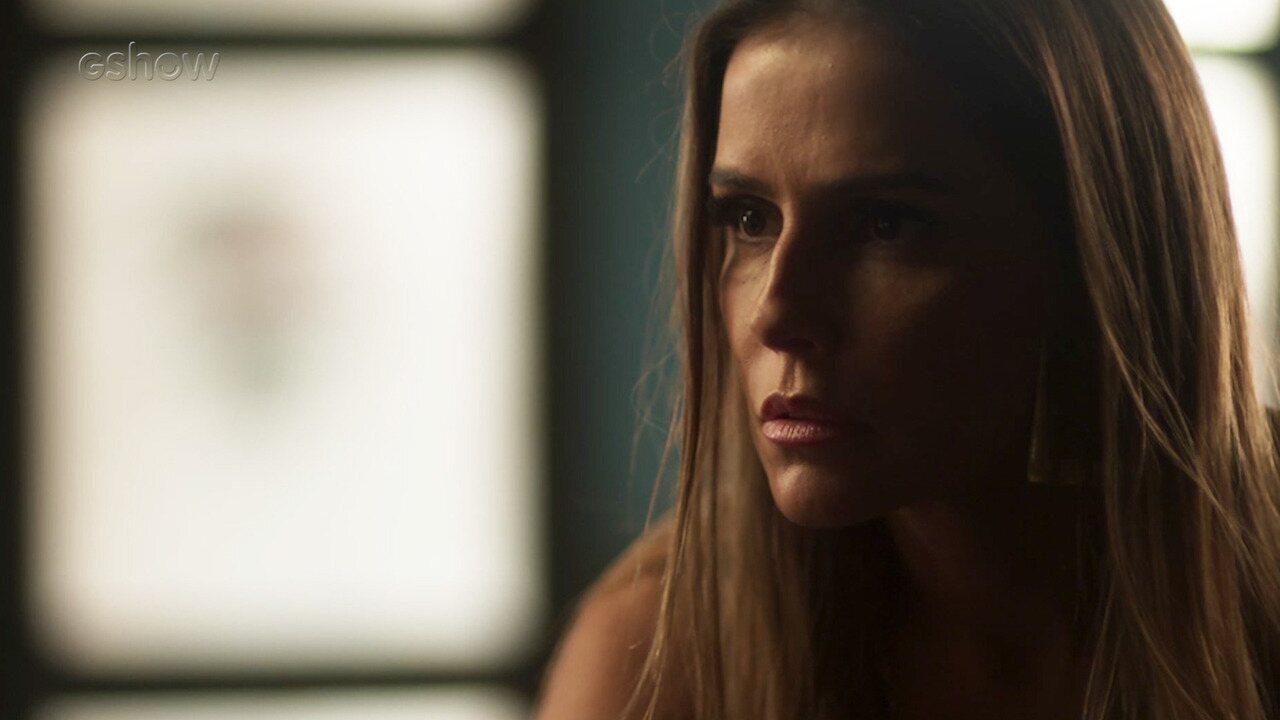 Resumo Segundo Sol - 11/8 – Karola descobre que Luzia é Ariella