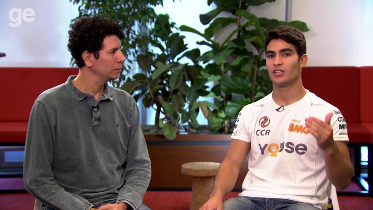 Nas férias da Fórmula 2, Sérgio Sette Câmara negocia com equipes da F1
