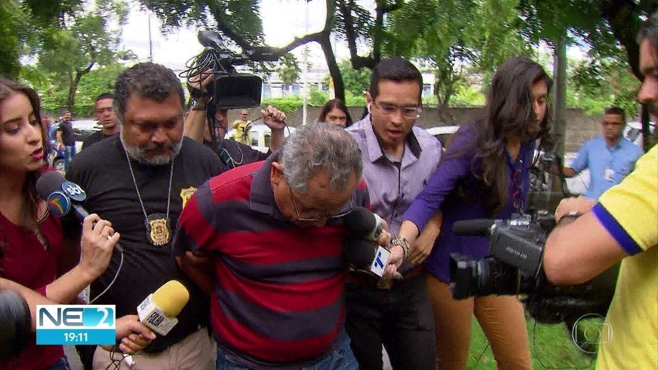 Suspeitos de fraude são presos em Paulista