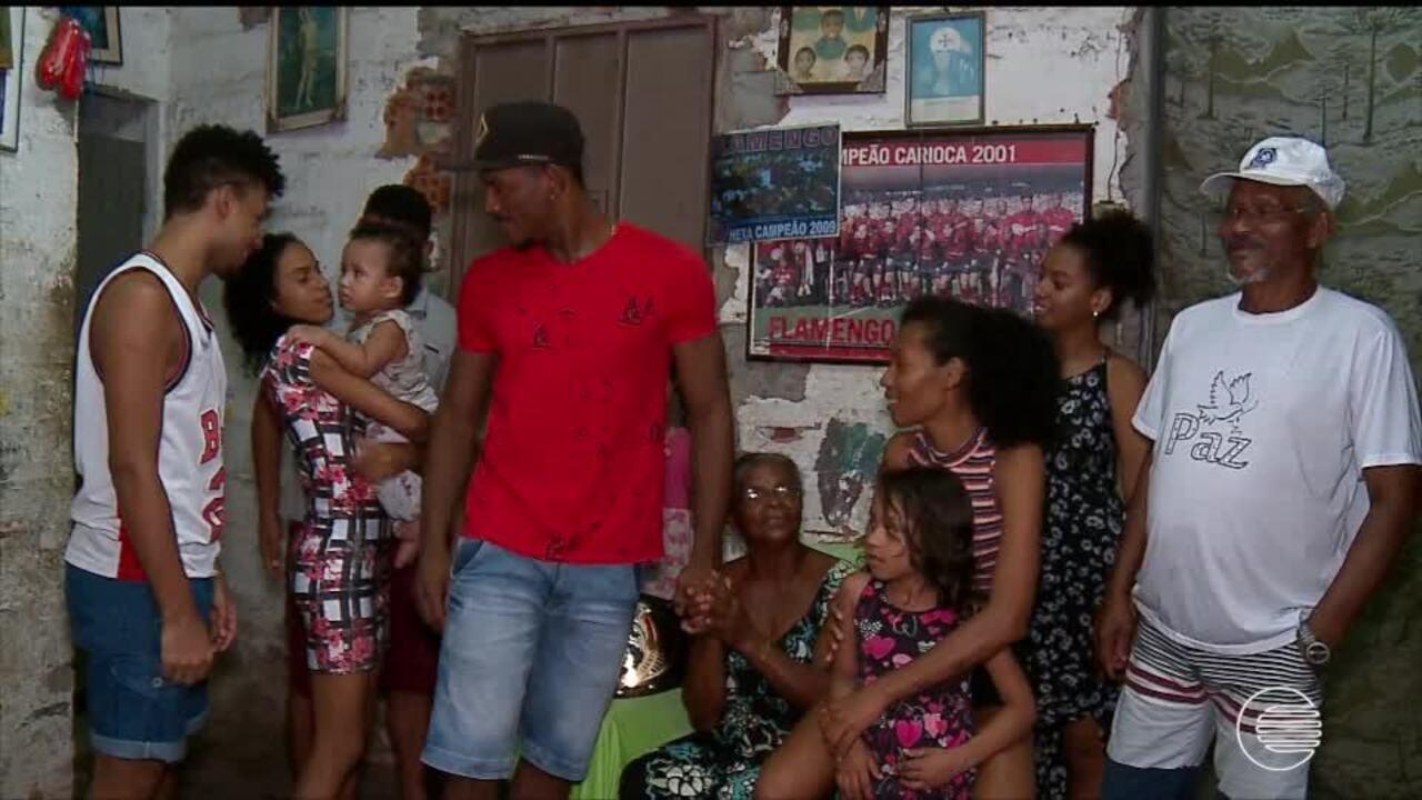 Após conquistar título, Fabrício Negão vem ao Piauí recarregar baterias