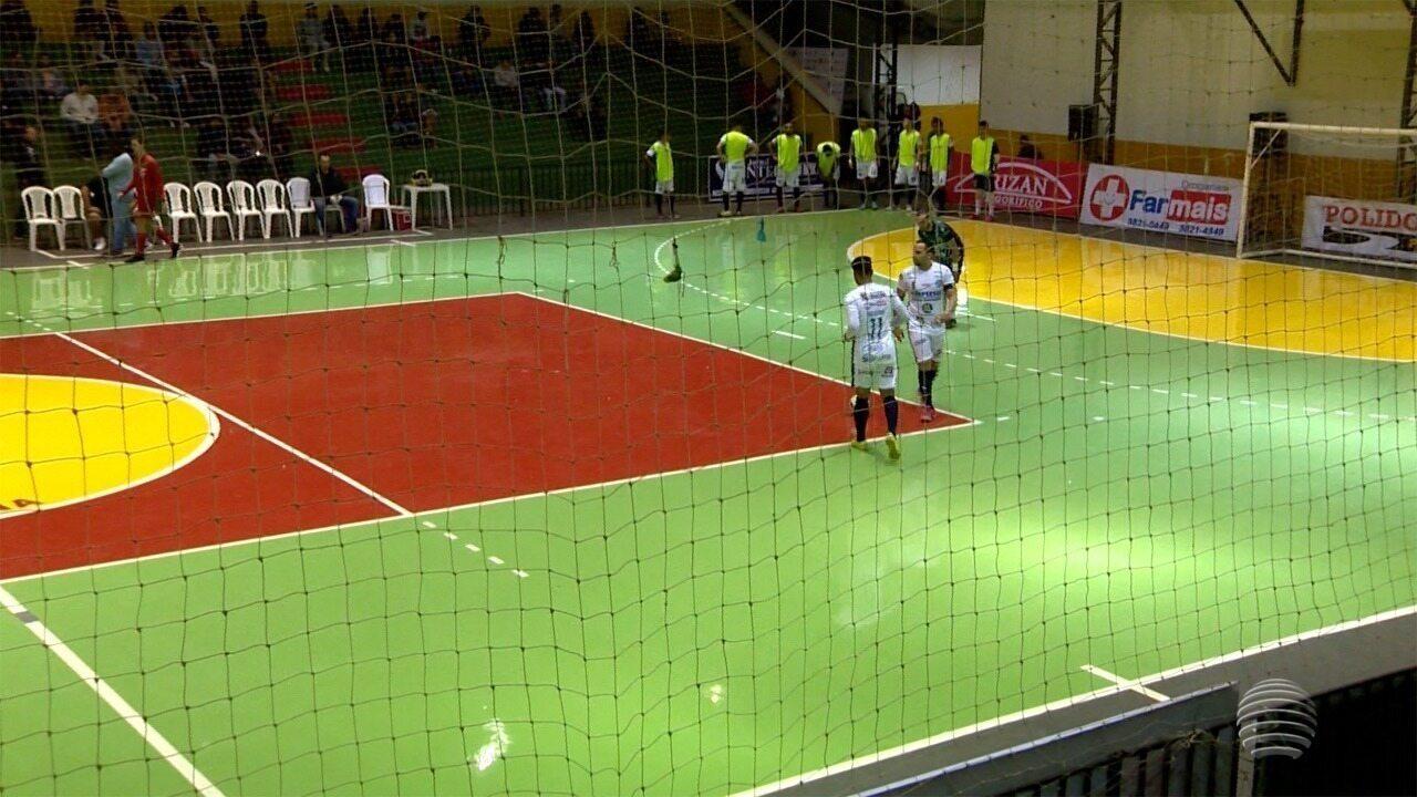 Assista aos gols, lances e entrevistas da partida que terminou com vitória do São José