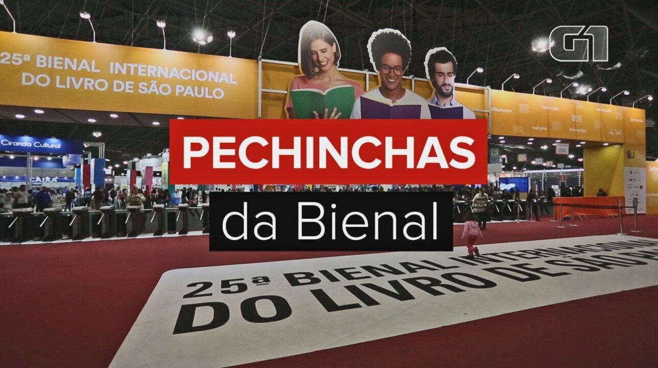 Bienal do Livro de SP: público aproveita promoções; organização atribui à 'crise'