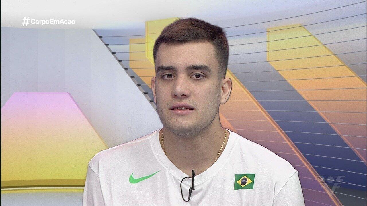 Felipe Ruivo comenta sobre a conquista do Sul-Americano de basquete sub-21