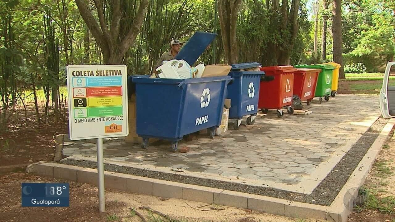Ribeirão Preto tem reciclagem de apenas 0,5% do total de lixo coletado