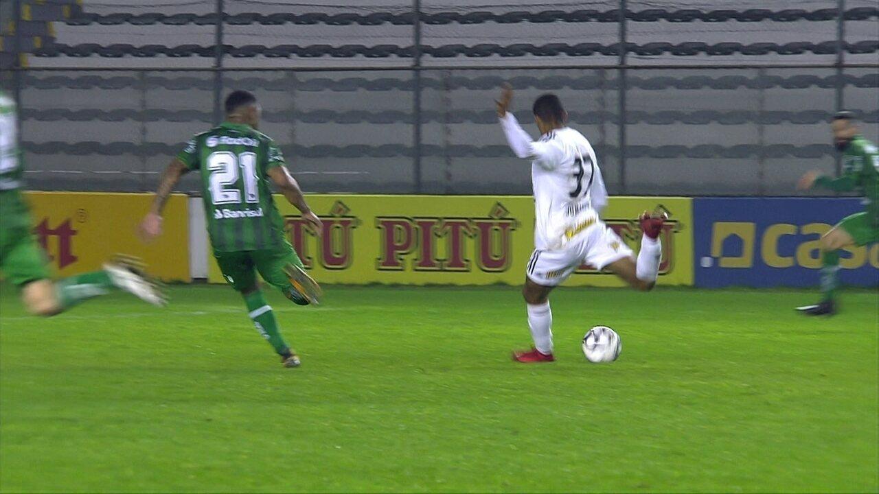Melhores momentos: Juventude 0 x 0 Figueirense pela 20ª rodada da Série B 2018
