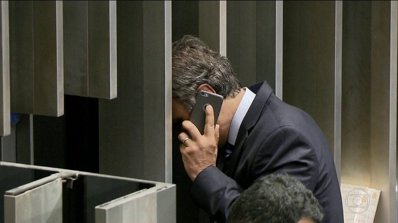 PF vê indício de que marqueteiro de Aécio Neves (PSDB) recebeu sem prestar serviço