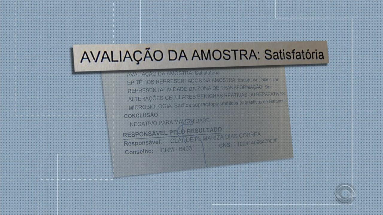 Mulher morre em Pelotas com câncer apenas dois meses após exame para a doença dar negativo