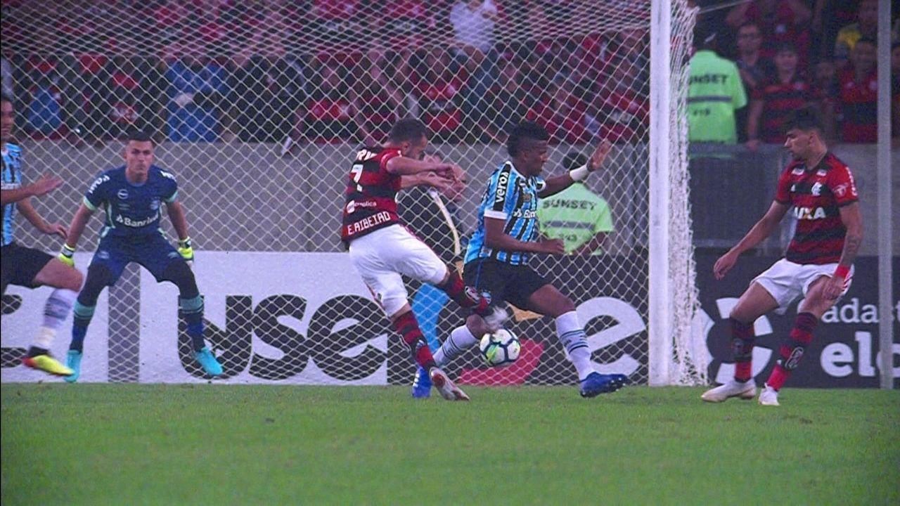 Melhores momentos: Flamengo 1 x 0 Grêmio pelas quartas de final da Copa do Brasil