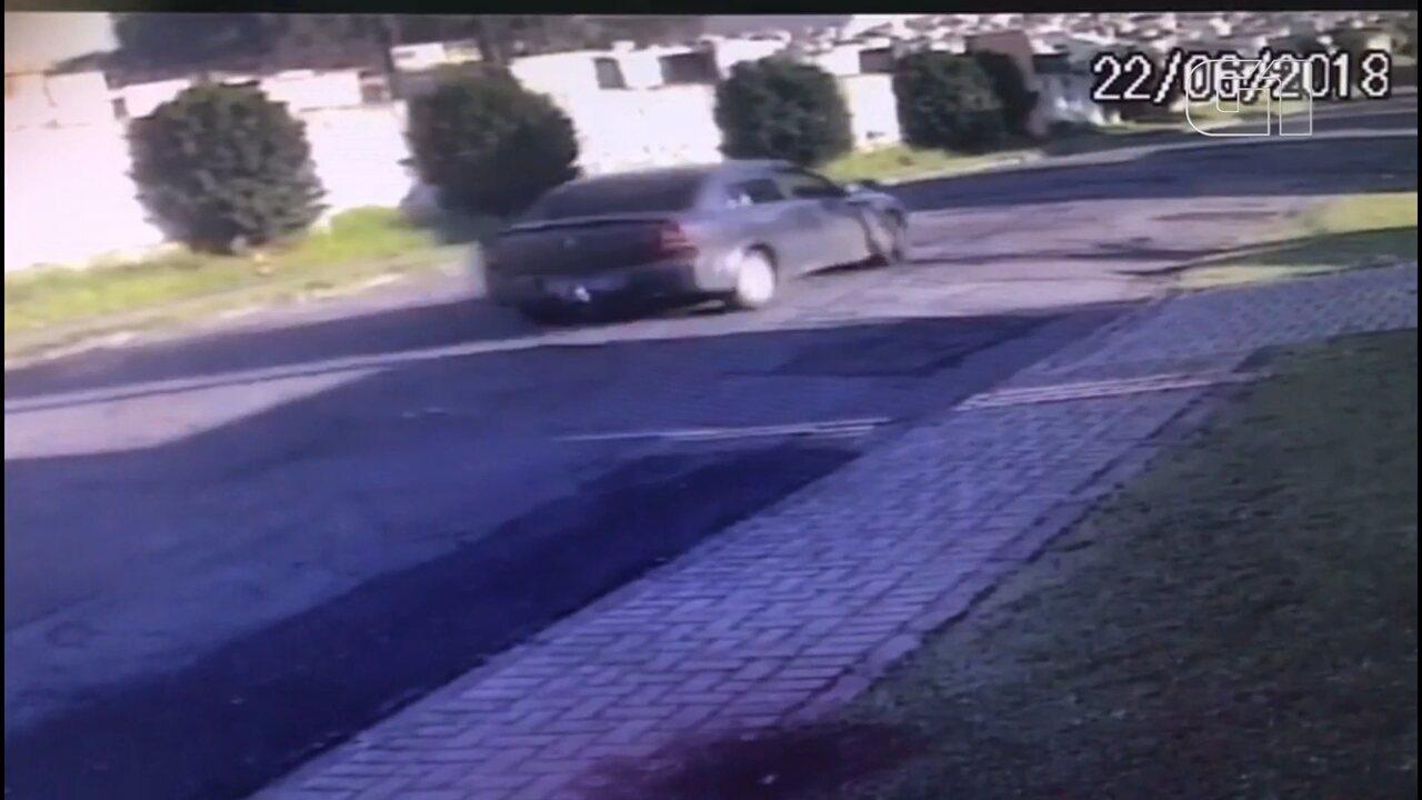 Polícia investiga furto de caixão com corpo de criança em Curitiba