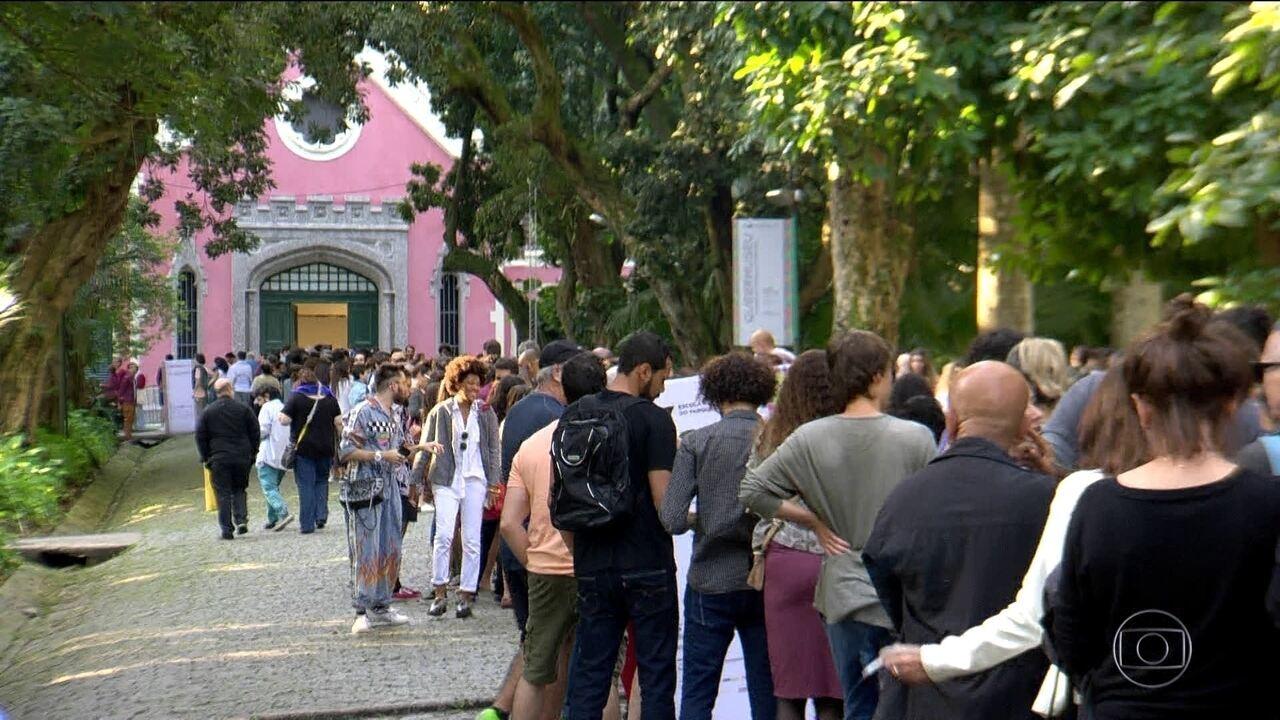 Aberta no Rio a exposição Queermuseu: Cartografias da Diferença na Arte Brasileira
