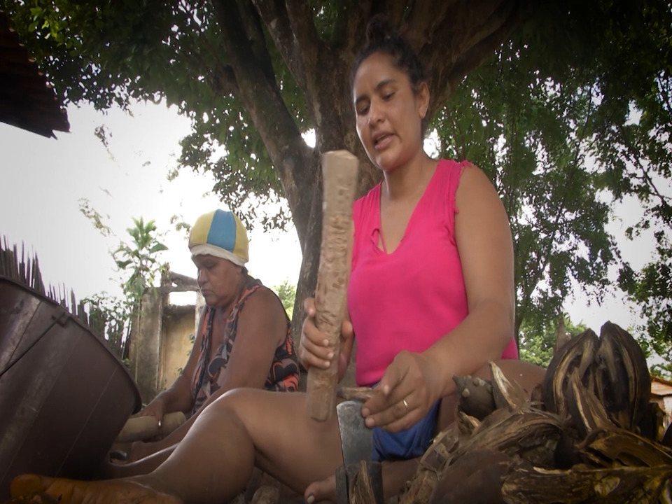 Série Quebradeiras de Coco: A rotina das trabalhadoras do médio Mearim