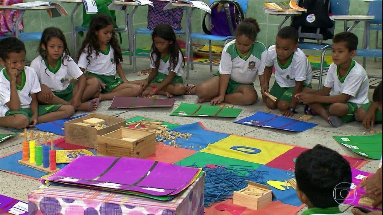 Escola no sertão do Ceará melhora a vida de crianças e adolescentes