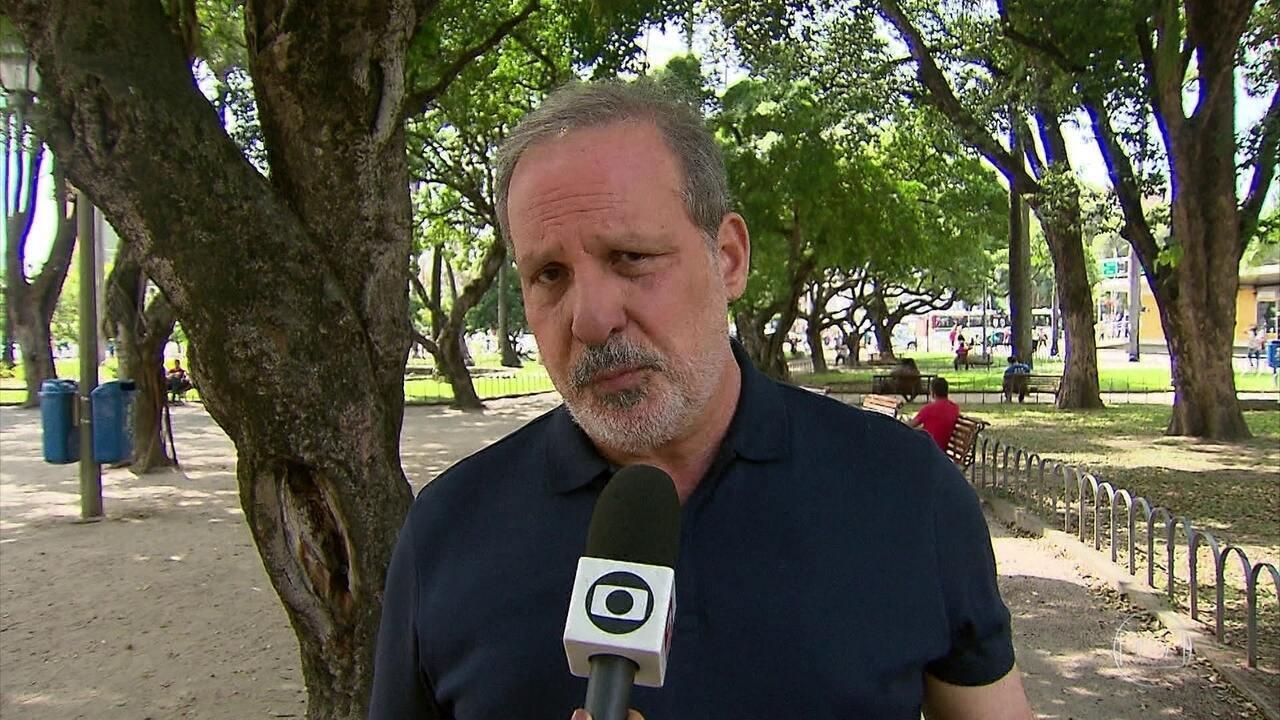 Armando Monteiro, do PTB, fala por que quer ser governador de PE