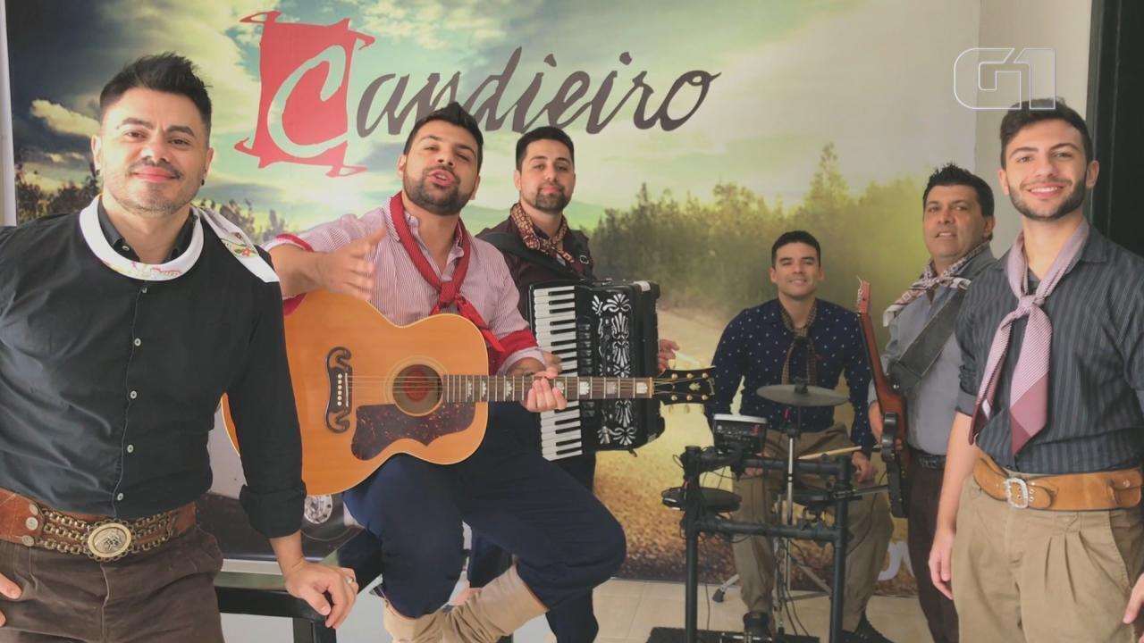 """Assista ao clipe de """"Alma do Rio Grande"""", com o grupo Candieiro"""