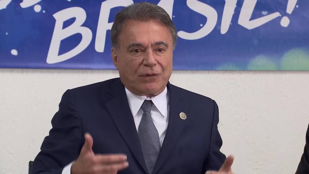 Álvaro Dias diz que abrirá 4 milhões de matrículas em creches se for eleito presidente