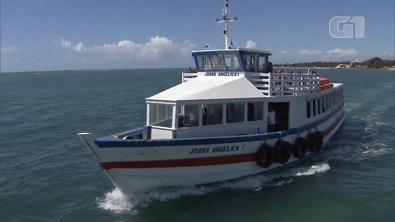Tragédia de Mar Grande: G1 refaz a travessia do naufrágio