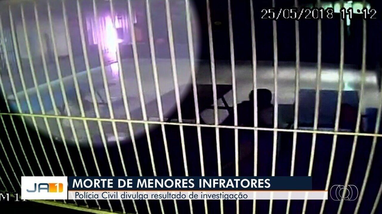 Polícia indicia 13 servidores pela morte de 10 menores em incêndio em Centro de Internação