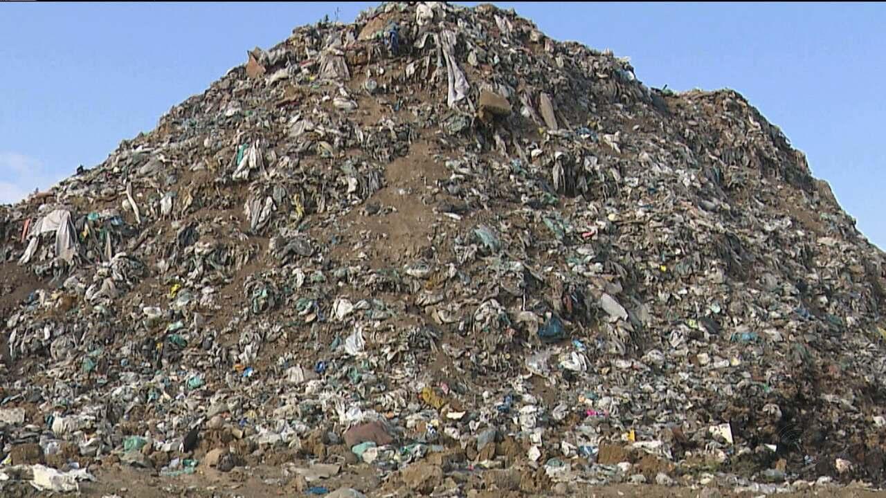 Cerca de 200 prefeituras paraibanas descartam o lixo de maneira inadequada