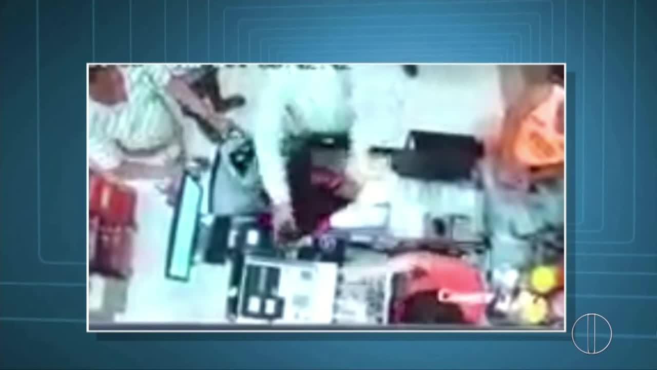 Cliente fica ferido ao reagir a assalto a supermercado em Grussaí