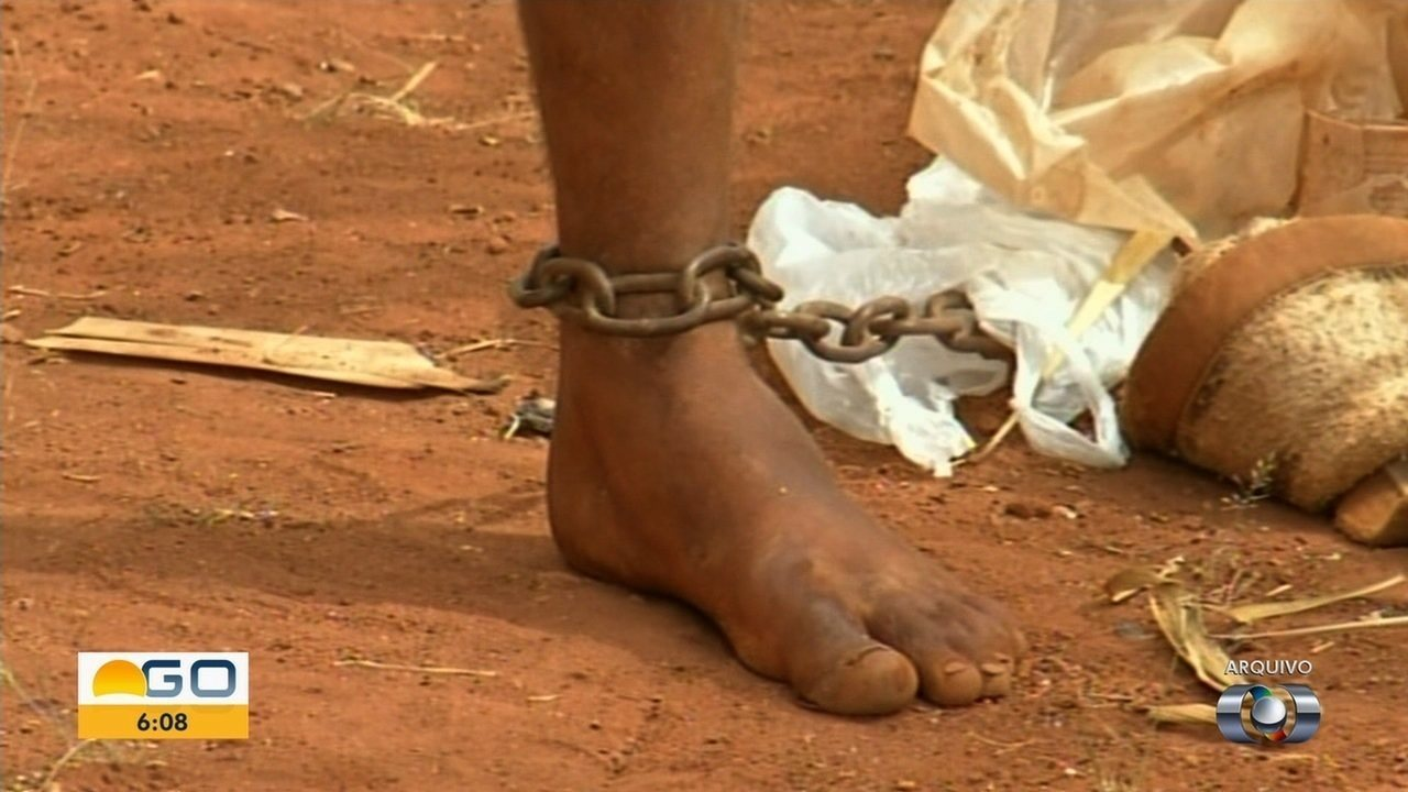 Após ficar internado em hospital, rapaz que havia sido acorrentado a árvore recebe alta