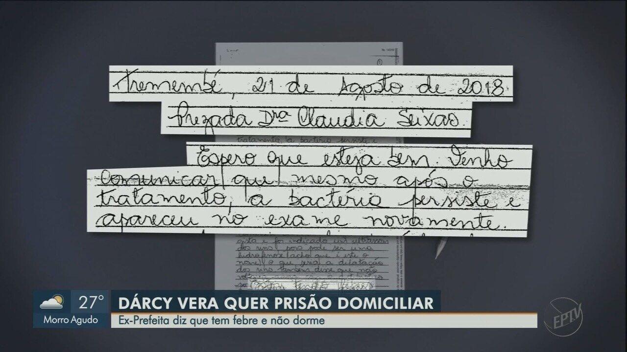 Defesa pede prisão domiciliar à ex-prefeita de Ribeirão Preto