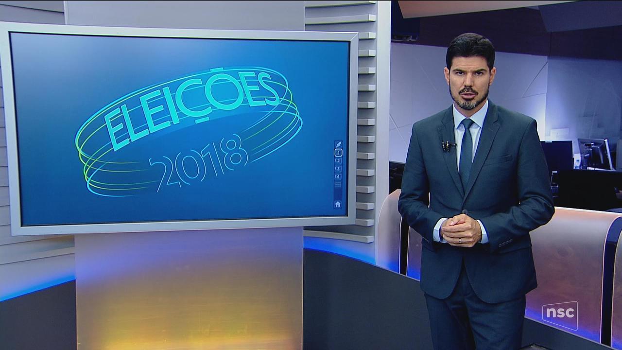 Ministério Público Eleitoral contesta candidatura de Ângelo Castro ao governo de SC