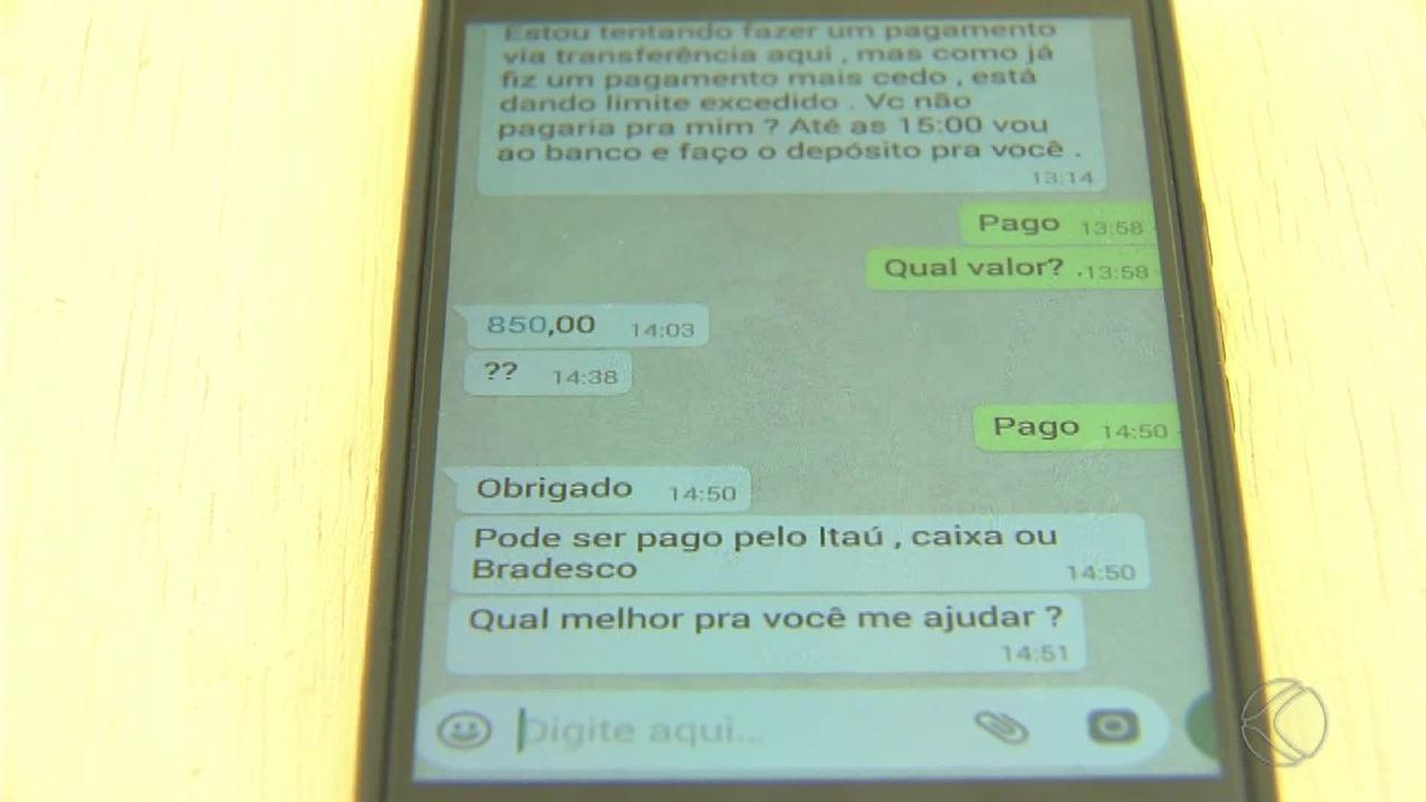 Golpista clona chip e usa Whatsapp de estudante para pedir empréstimos em Juiz de Fora