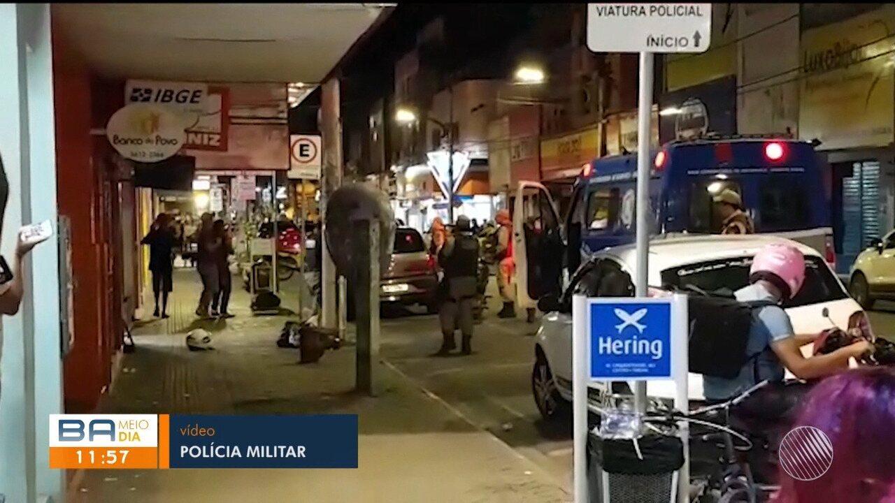 d305bc098a4ce Segurança de loja que sofreu tentativa de assalto com reféns na ...