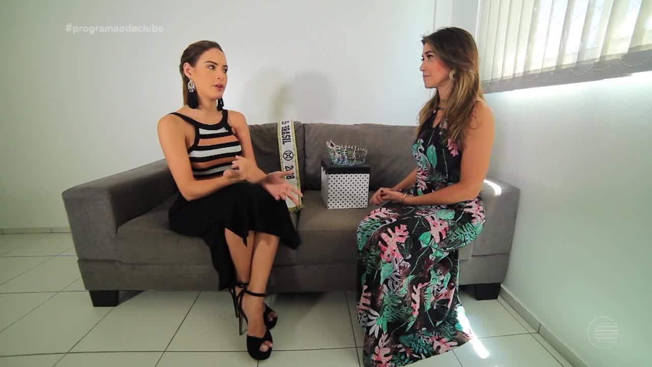 Piauiense Jéssica Carvalho vai representar o Brasil no Miss Mundo 2018