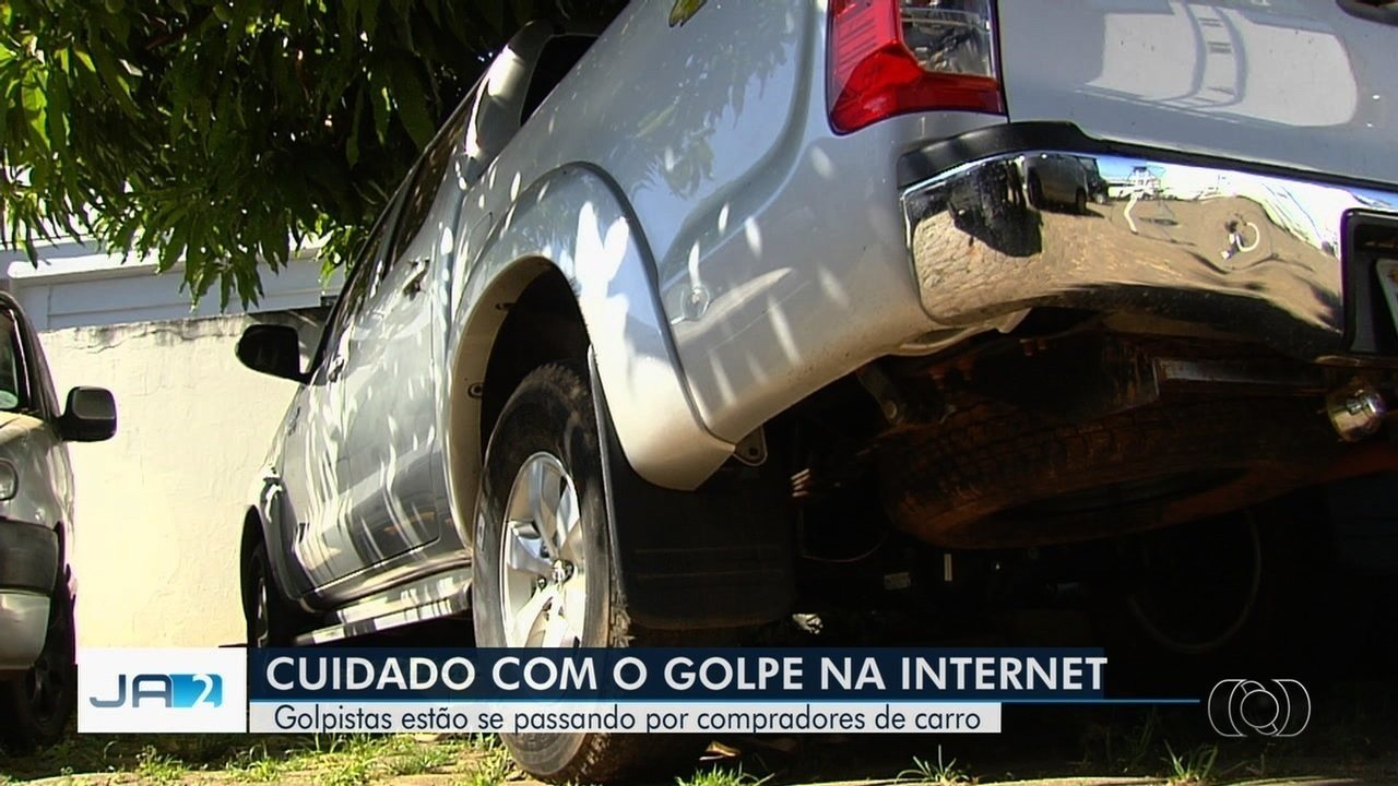 Polícia alerta para golpe em que bandidos se passam por compradores de carros em Goiás