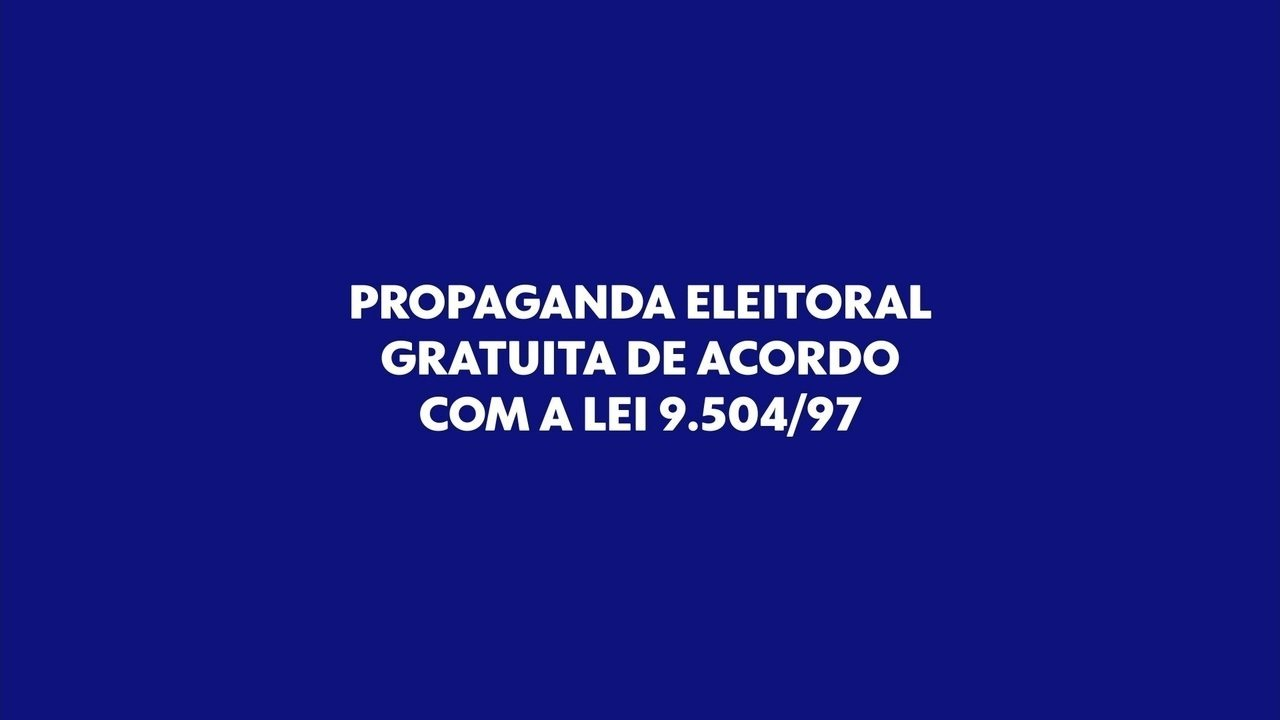 Horário eleitoral de 1/9/2018