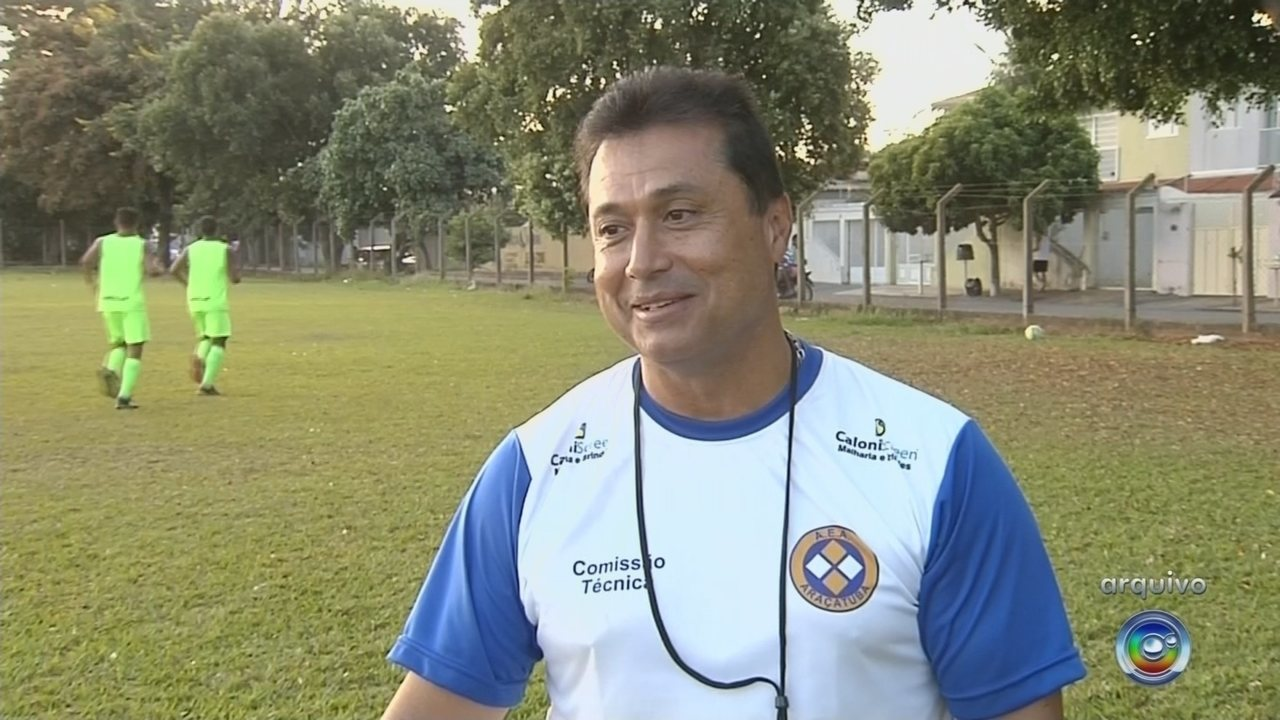 China é o novo técnico do Penapolense