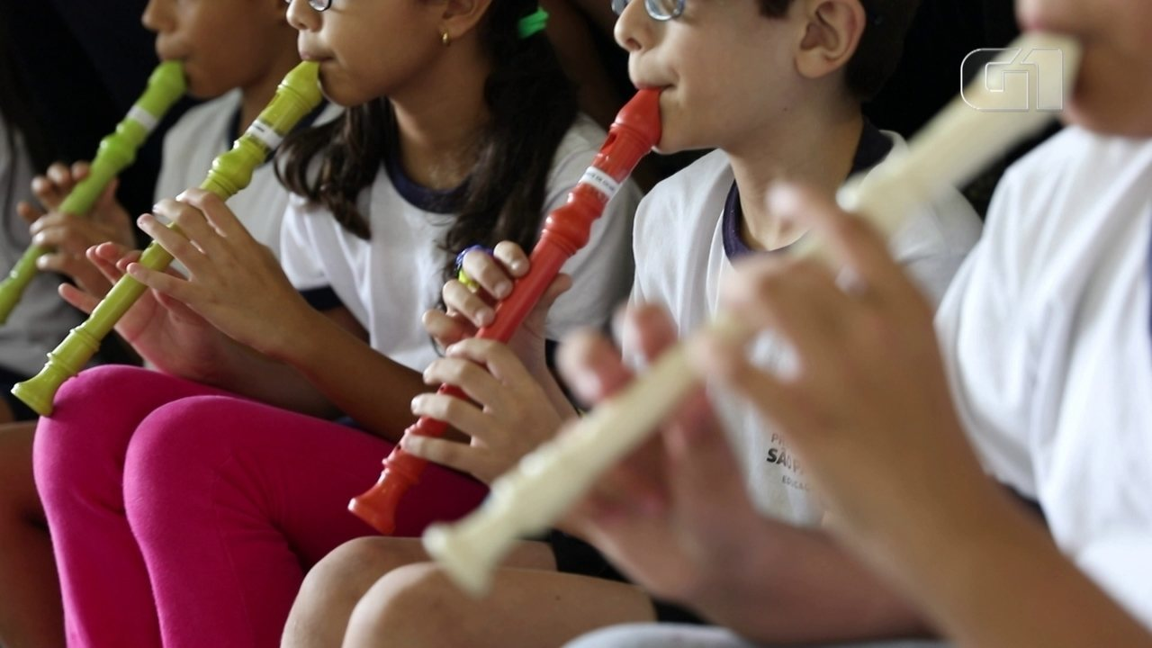 Lei que torna o ensino de música na rede pública completa dez anos, mas não é implementada