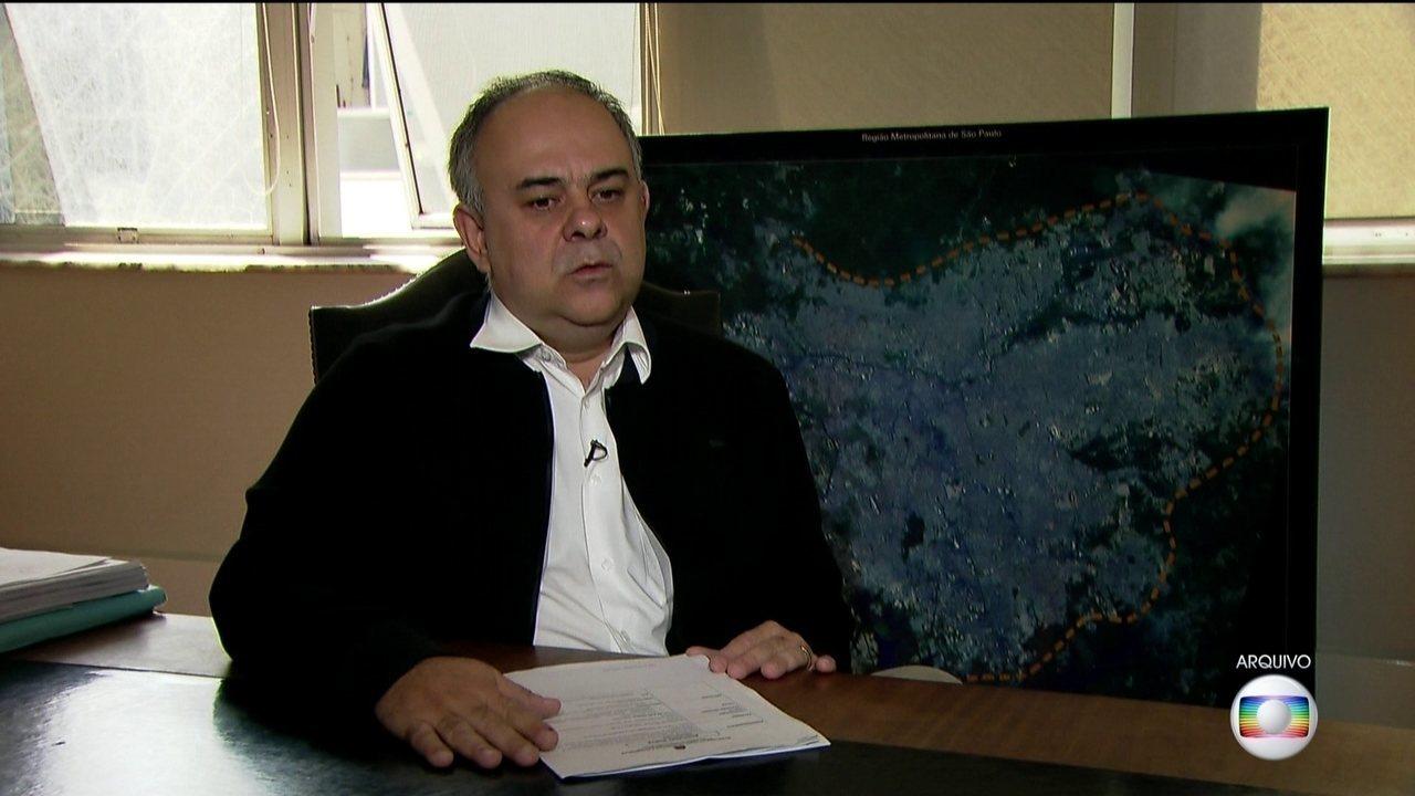 Gilmar solta ex-presidente da Dersa e secretário de Transportes do governo Alckmin (PSDB)