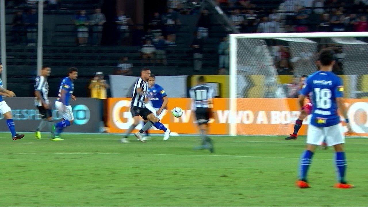 Por que o Botafogo não venceu  time é muito superior 753ef7b5b136f