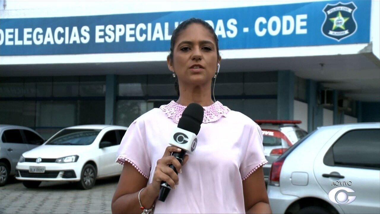 PC cumpre mandados de prisão contra suspeitos de crimes em Maceió e Marechal