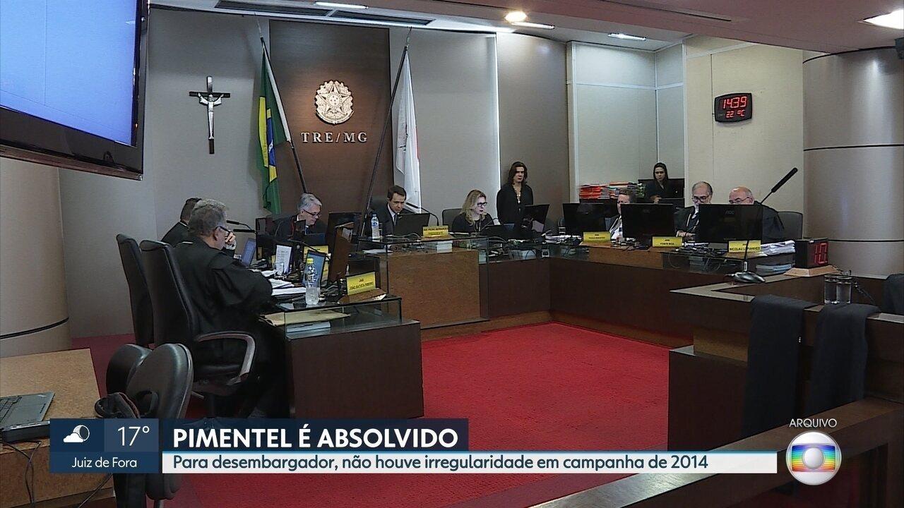 Pimentel é absolvido no TRE em ação por abuso de poder econômico na campanha de 2014