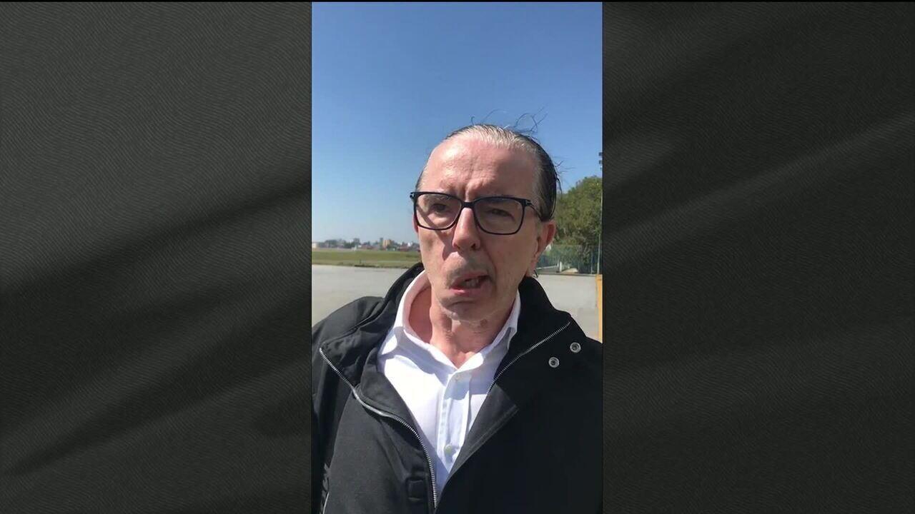 Médico avalia estado de saúde de Jair Bolsonaro