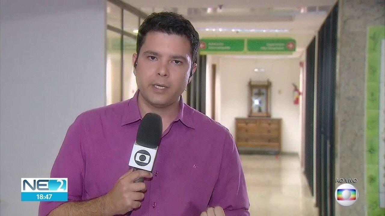 Graça Araújo está internada em estado gravíssimo em UTI de hospital no Recife