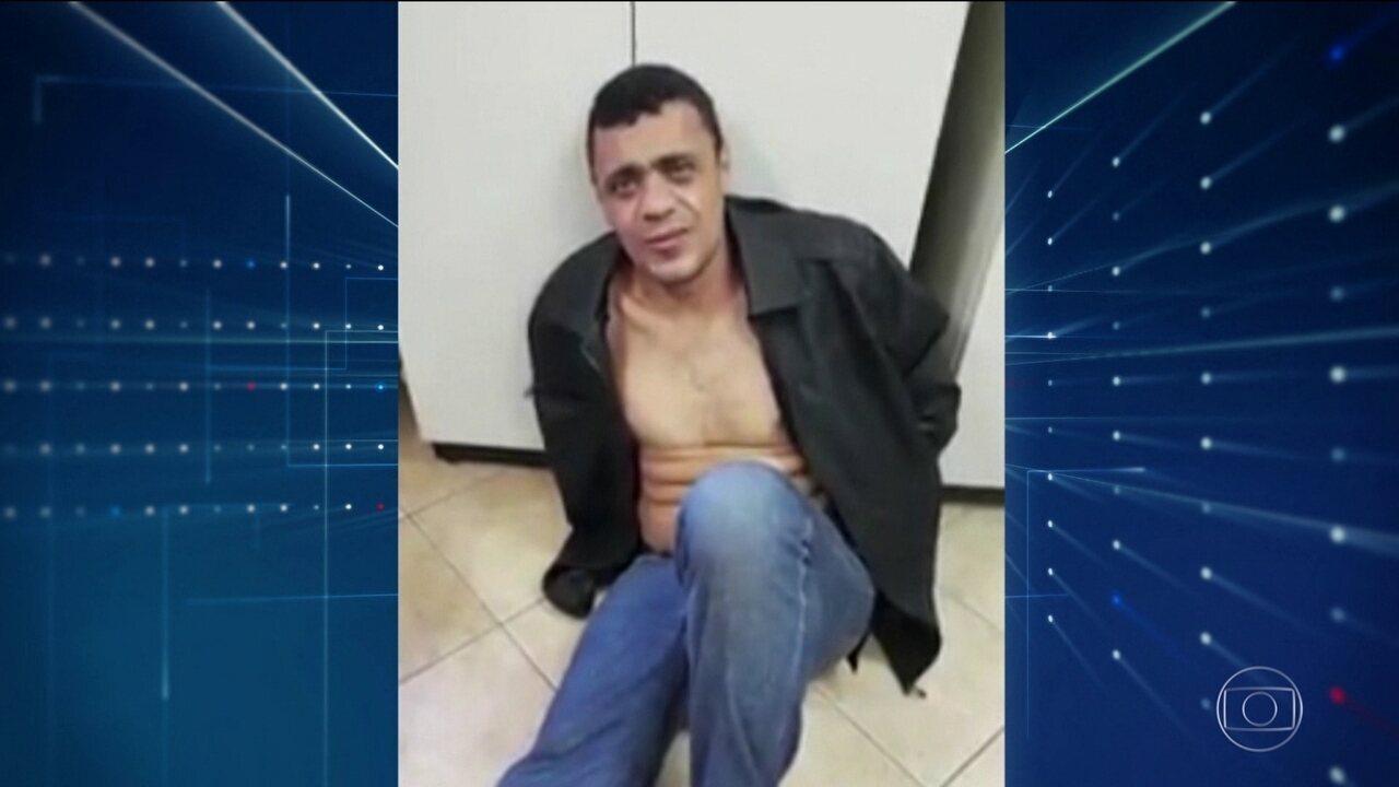 Agressor esteve em clube de tiro que filhos de Bolsonaro frequentam