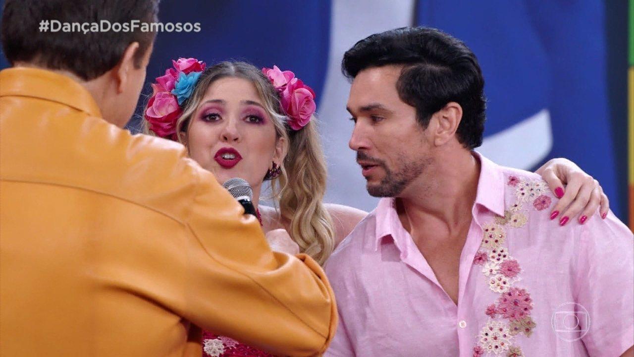 Dani Calabresa conta fato inusitado e brinca sobre o 'Dança': 'Mudou minha vida'