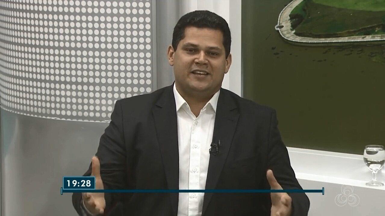 JAP1 entrevista o candidato ao governo do Amapá, Davi, do DEM