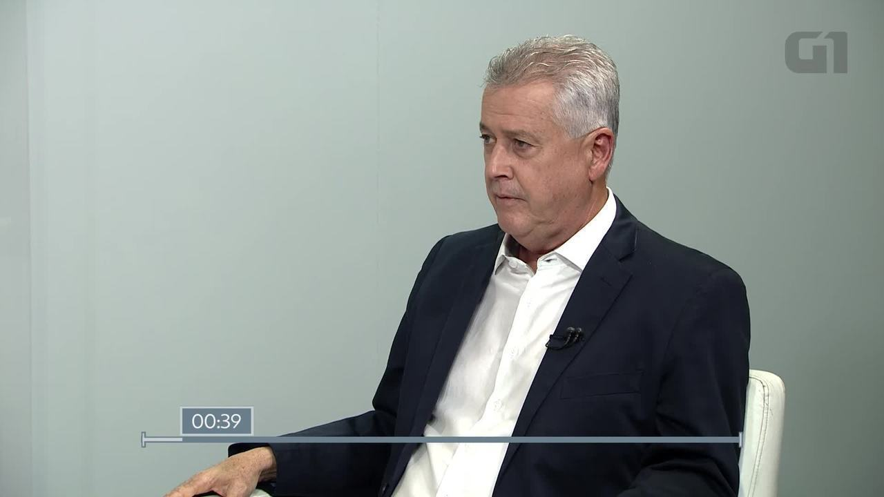 G1 entrevista o candidato ao governo do DF Rodrigo Rollemberg, do PSB - Bloco 2