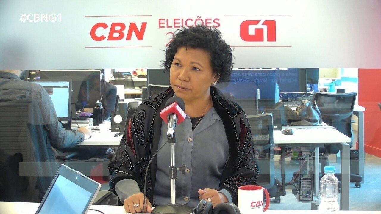 Vera Lúcia fala sobre anulação de reformas e poder aos trabalhadores