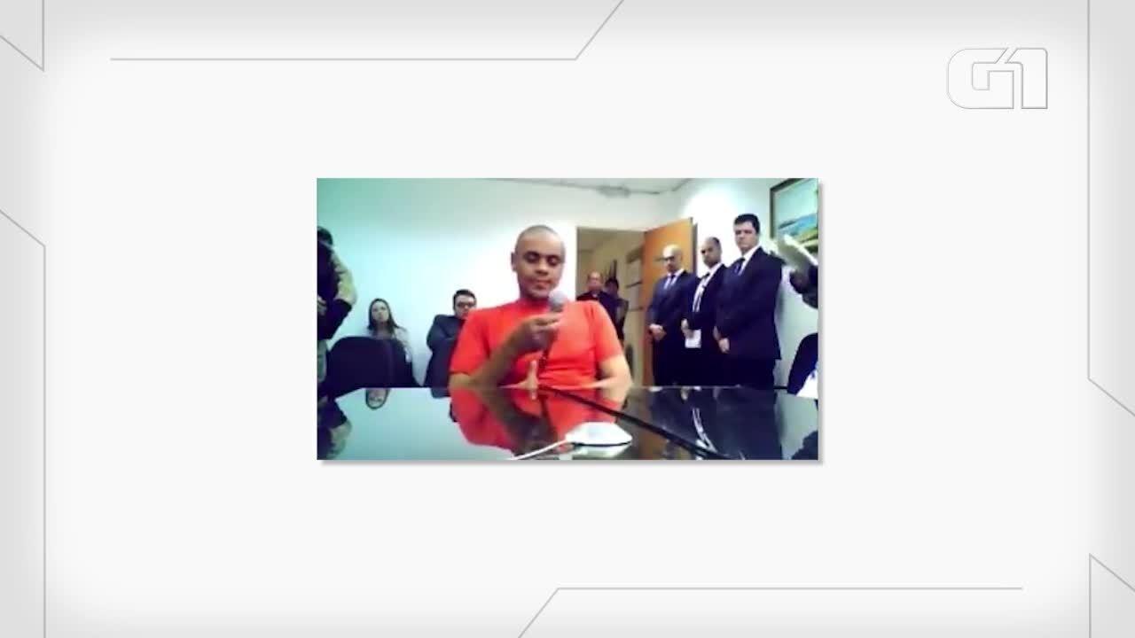 VÍDEO: entrevista de custódia de Adelio Bispo de Oliveira, agressor de Jair Bolsonaro
