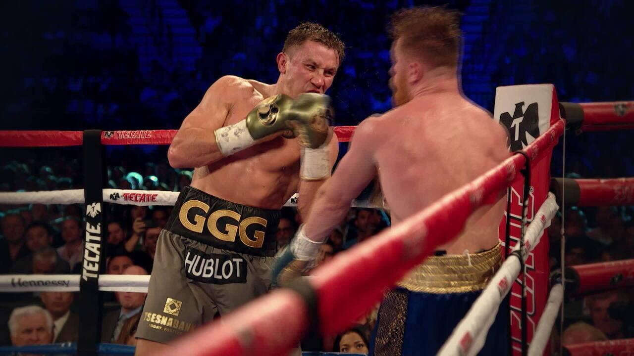 Veja chamada para duelo entre Canelo Álvarez e Gennady Golovkin neste sábado (15/09)