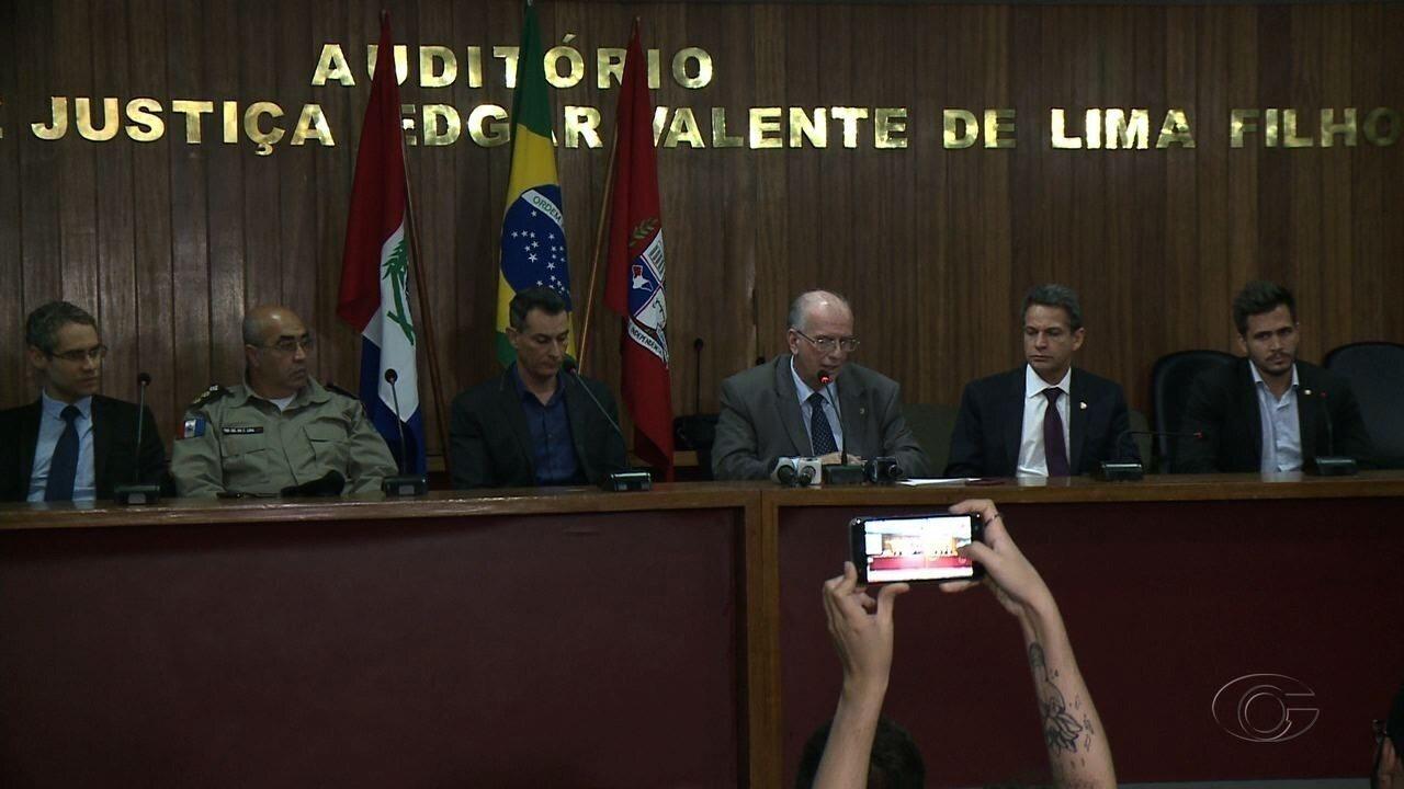 Duas pessoas foram presas em Maceió durante operação de combate à sonegação fiscal